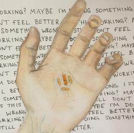 hand pills