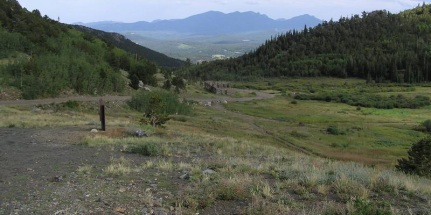 Caribou-Colorado-ghost-town-during-summer-of-early-21st-century
